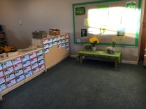 Our Story and Book Area