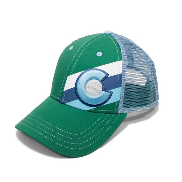 Incline Steamboat-Trucker Hat