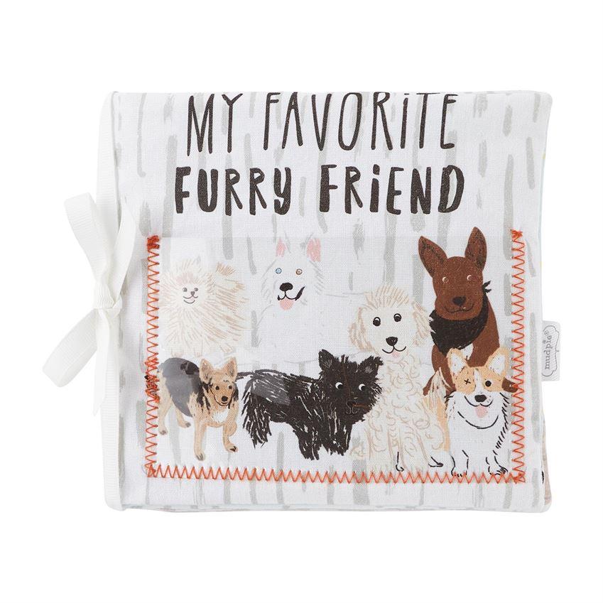 My Favorite Furry Friend Book