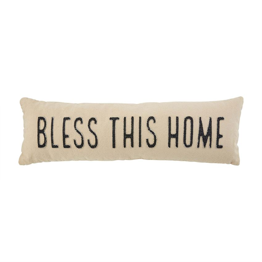Pillow-Bless This Home