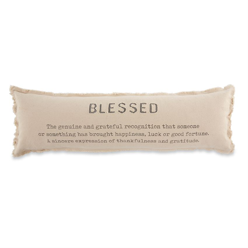 Pillow-Blessed Long