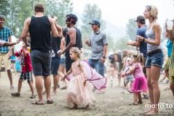 Fast Romantics at Wapiti Festival 2014- 9th August 2014
