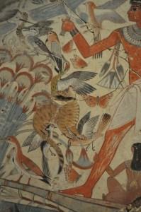 古代エジプト壁画猫