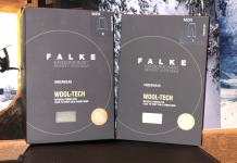 Falke Wool-Tech, Mogasi