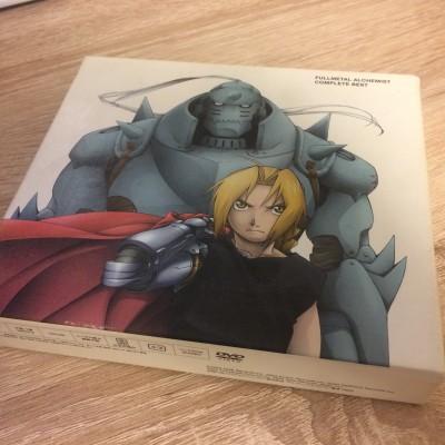 鋼の錬金術師 CD