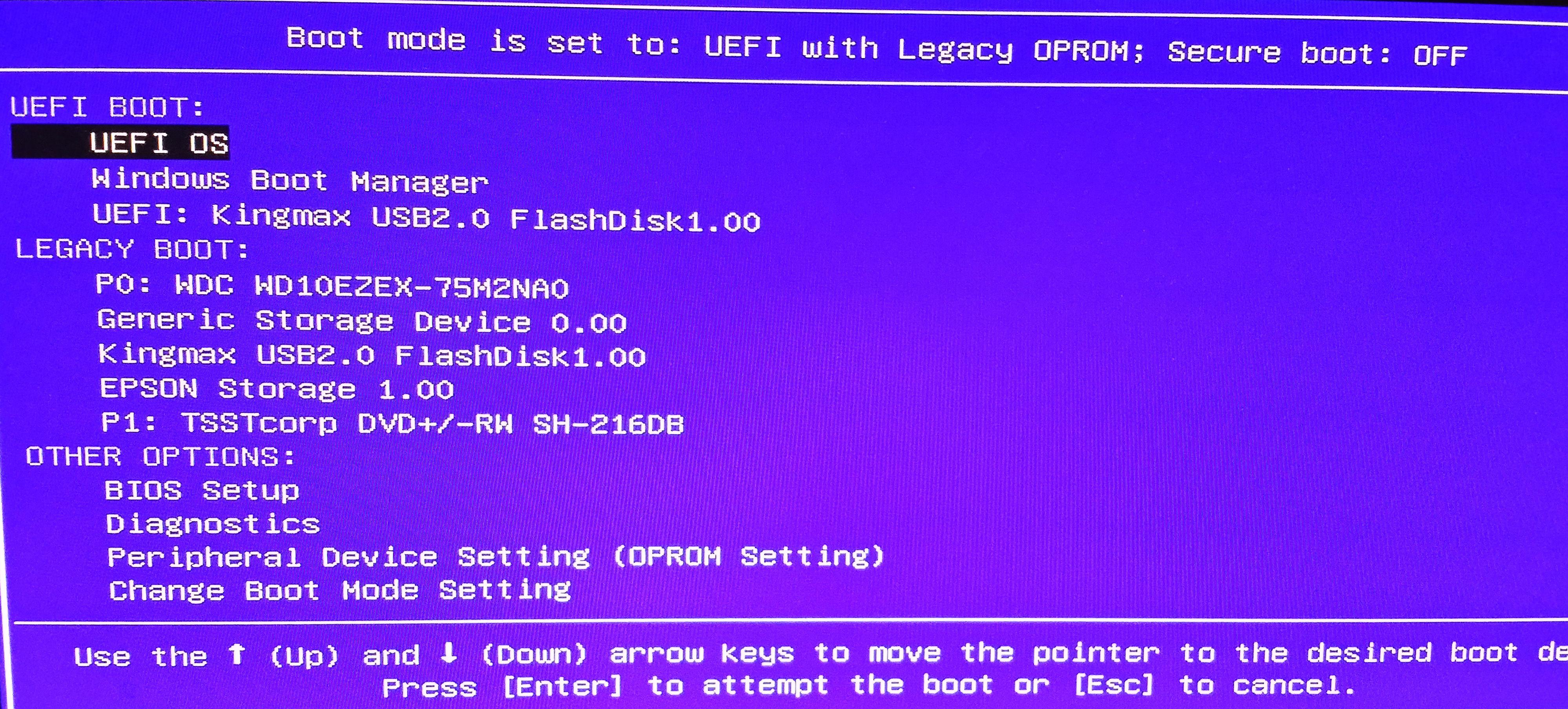 Windows8.1_ブートモード設定01-F2
