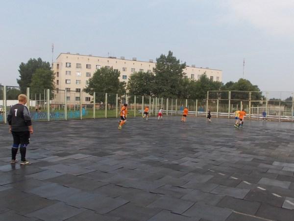 Футбол Могилёвский обком местной промышленности и коммунально-бытовых предприятий