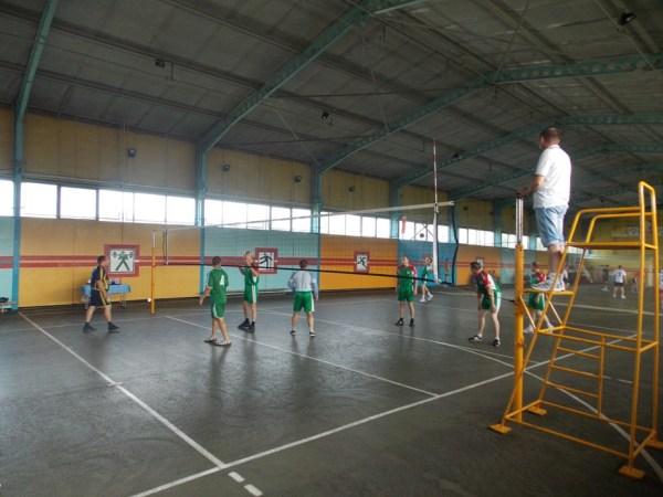Волейбол Могилёвская областная организация профсоюза