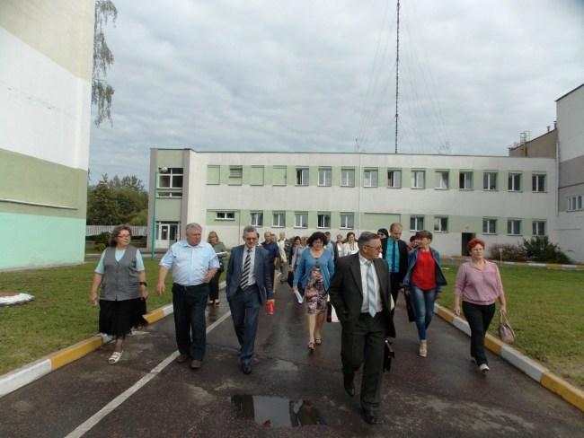 Семинар-учёба Могилёвской областной организации Белорусского профсоюза работников местной промышленности и коммунально-бытовых предприятий Завод ЗУБР