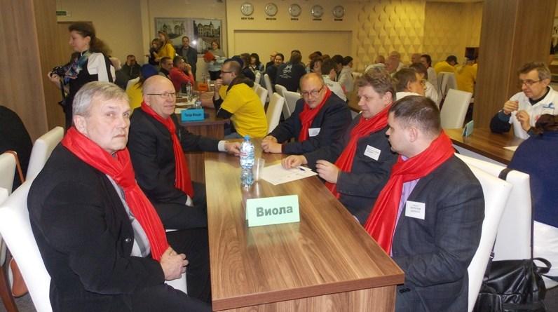 Республиканский интеллектуально-познавательный конкурс «Эрудит» Белорусского товарищества инвалидов по зрению прошёл в Могилёве