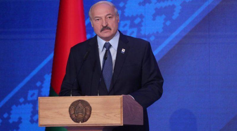 Президент Республики Беларусь А.Г. Лукашенко на VIII Съезде Федерации профсоюзов Беларуси