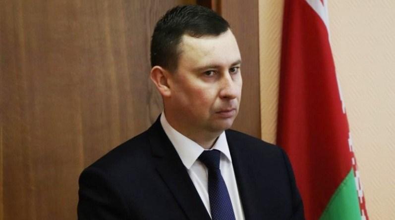 Министр жилищно-коммунального хозяйства Республики Беларусь Андрей ХМЕЛЬ