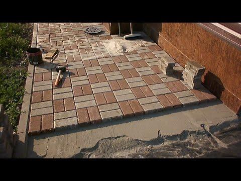 Укладка тротуарной плитки в Могилёве и области - mogilev ...