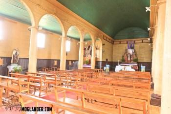 Inside a Church