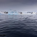 Typical view in Antarctica