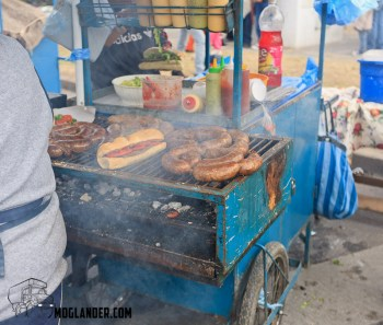 mobile grill in Salta