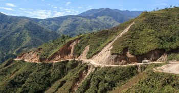 Cocuy roads