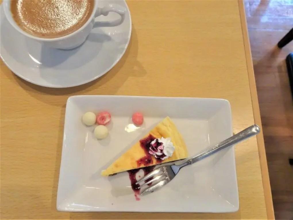 福の樹 極上チーズケーキ