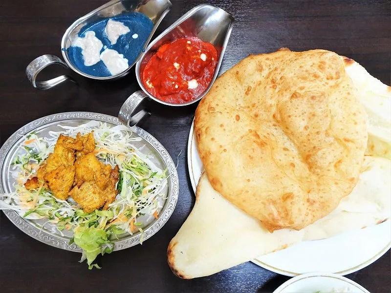 インド料理クリシュナ