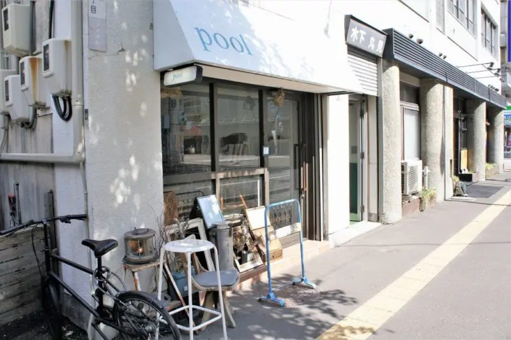 cafe pool(カフェプール)/札幌市
