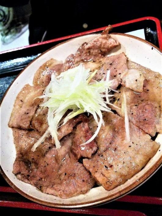 帯広豚丼 ポルコ 札幌店/北海道札幌市中心部