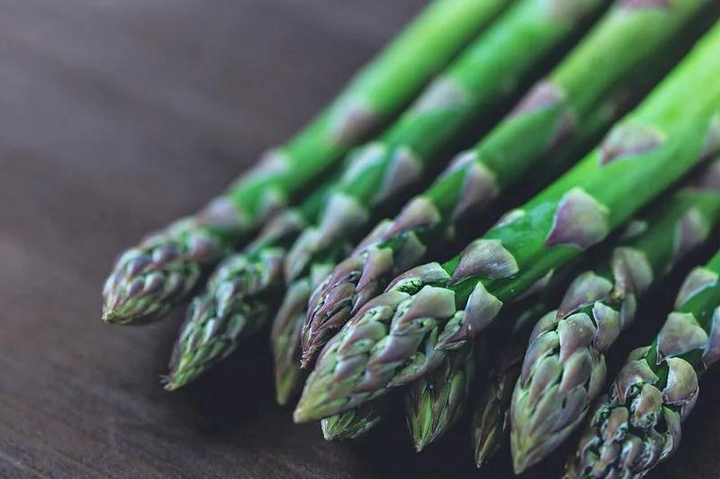 美味しいグリーンアスパラ