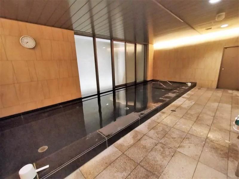 「JR INN 札幌駅南口」の大浴場