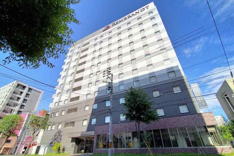 レンブラントスタイル札幌の建物外観
