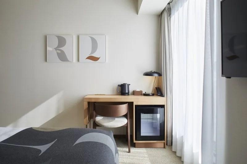 ザノット札幌の客室の様子