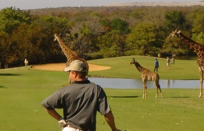 golf tourism in Africa