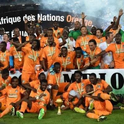 Top 10 Ranked African National Teams