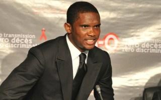 Samuel Eto'o Businessman - African Legends