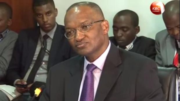 Youtbe/KBCKenya Ngugi Patrick Njoroge