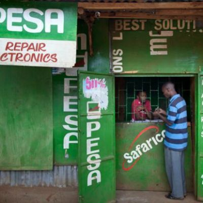 M-Pesa, trust.org