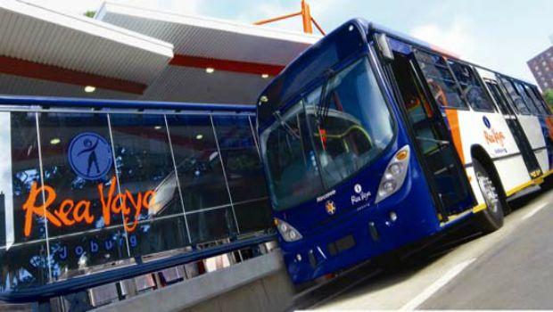 Johannesburg's bus rapid transit