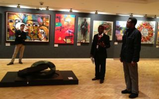 Artists at Bonhams Africa Now Auction