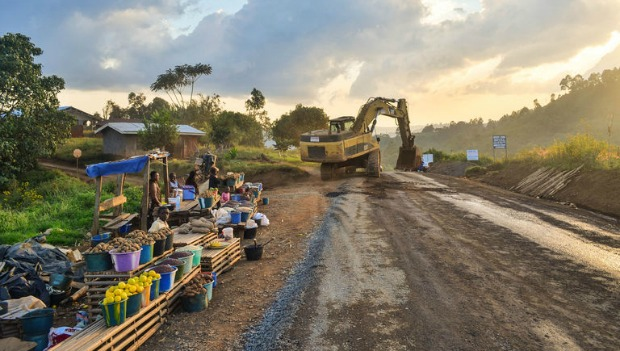 Transport Is Changing Africa
