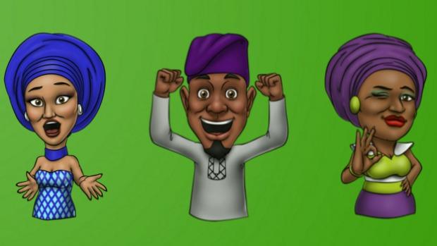Africa-Themed Emojis