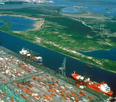 Direct shipping service from Gulf Of Mexico to West Africa