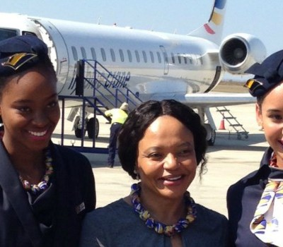 South Africa's first female-owned airline