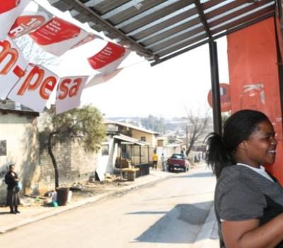 African Fintech Startups - M-Pesa In South Africa