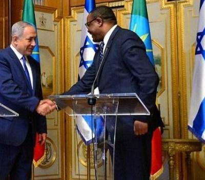 Israel's friends in Africa