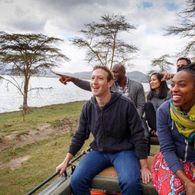 Zuckerberg's Visit To Africa
