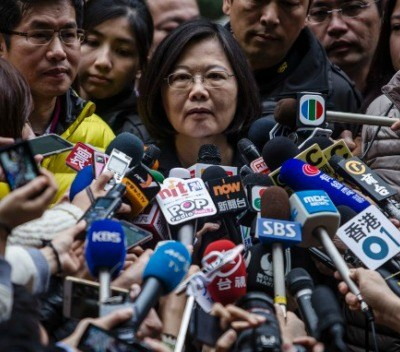 China's campaign to isolate Taiwan