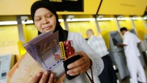 disrupting remittances