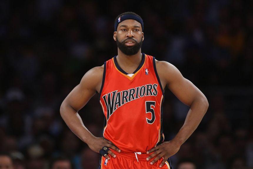 NBA star Baron Davis