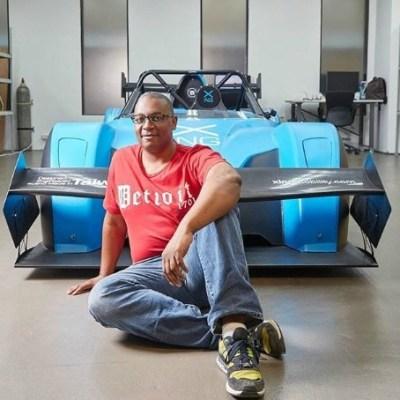 electric racecar