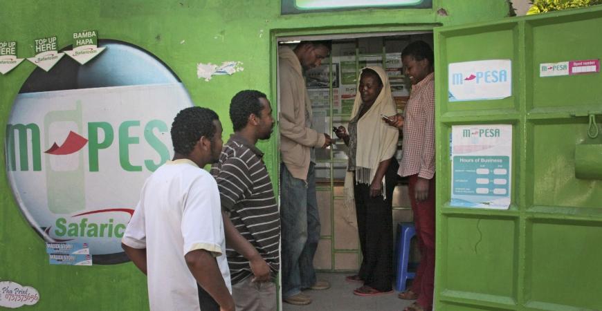 cross-border mobile money
