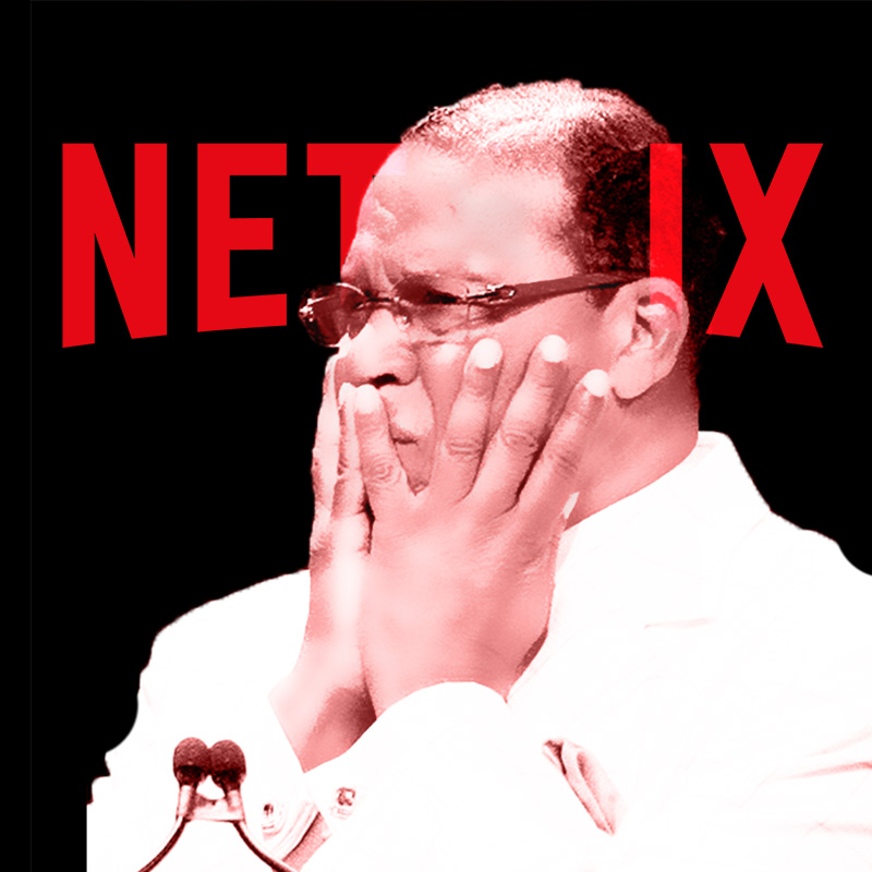 Louis Farrakhan: Why No Netflix Documentary? – Black Owned And Operated