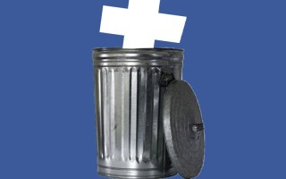 deleting Facebook